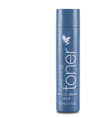 Lotion tonifiante Flacon balancing toner forever living 130mL