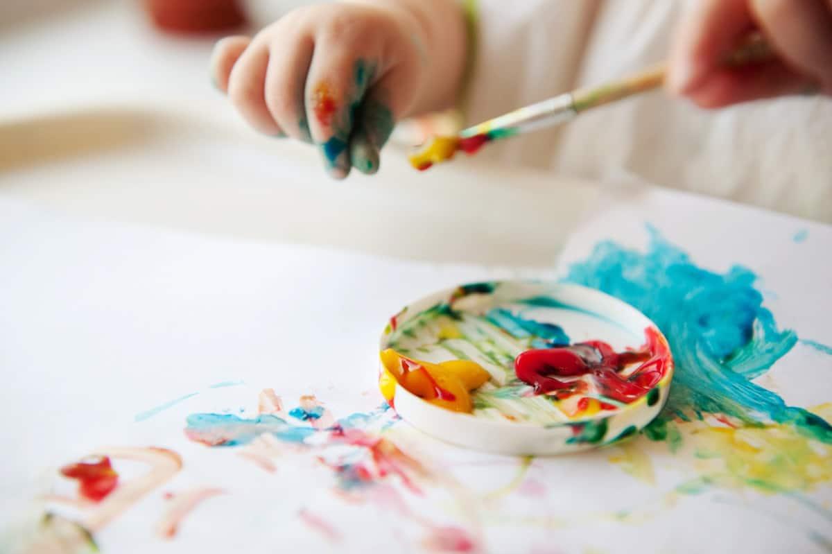 Montessori main est un outil d'exploration