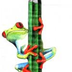 frog for header