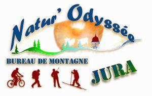 Logo de natur'odyssée Jura