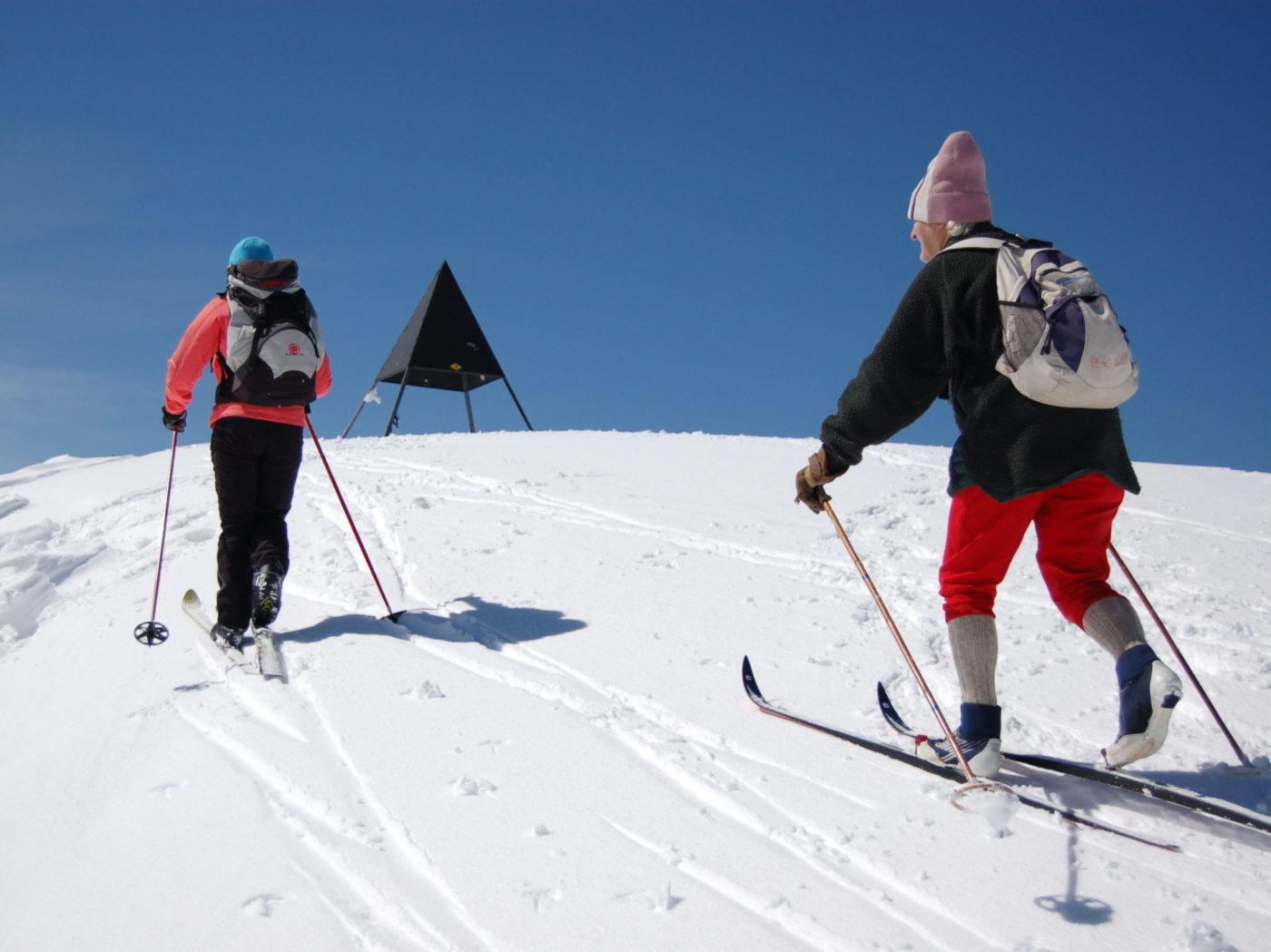 Ski Nordique dans le Jura