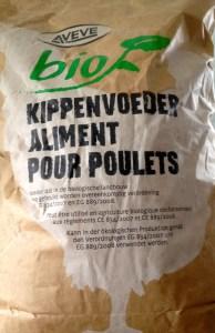 Farine poulets de chair Bio - Aveve