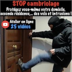 Protéger votre domicile contre le vol
