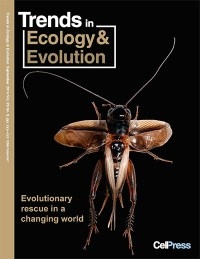Trends in Ecology & Evolution Cover