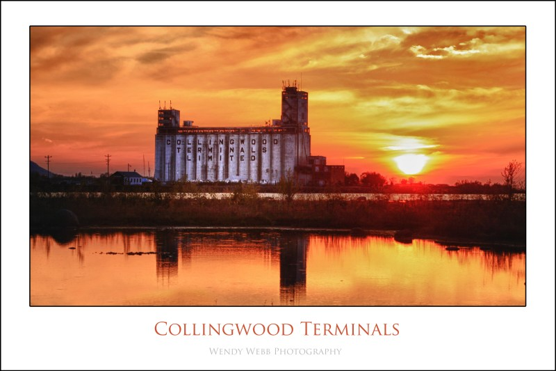 collingwood terminals