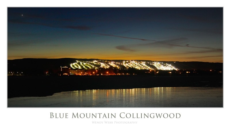 blue mountain collingwood