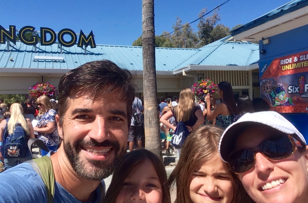 A Family Guide to Six Flags Discovery Kingdom, Vallejo, California