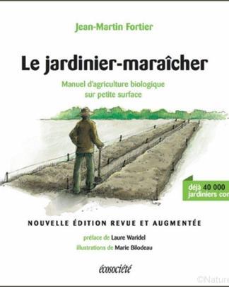 Le Jardinier Maraîcher - Page Couverture