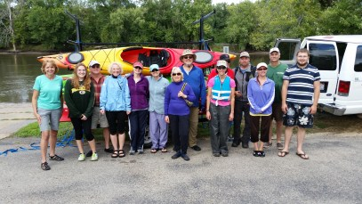 Meet Me At The Confluence Paddle Trip – Rock River Fur Traders Run @ Nature At The Confluence