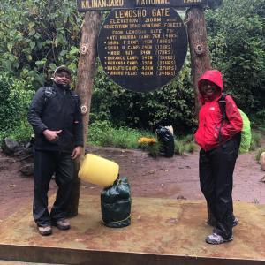 Mount Kilimanjaro Lemosho Route