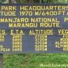 Mount Kilimanjaro Marangu Route