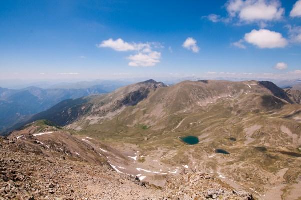 Vue deouis le Mont Pépoiri