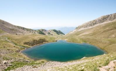 Lac des Millefonts - Lac Petit