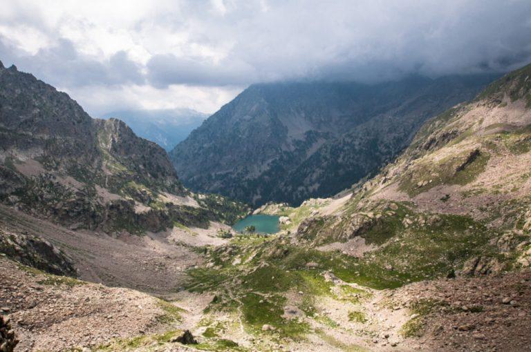 Pas de Ladres - Lac de Trecolpas
