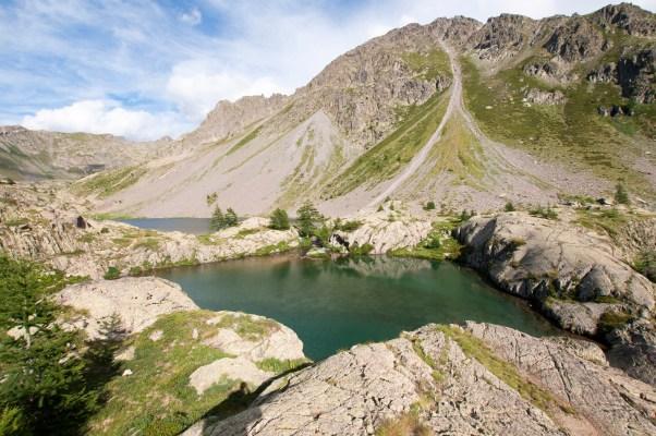 Troixième lac