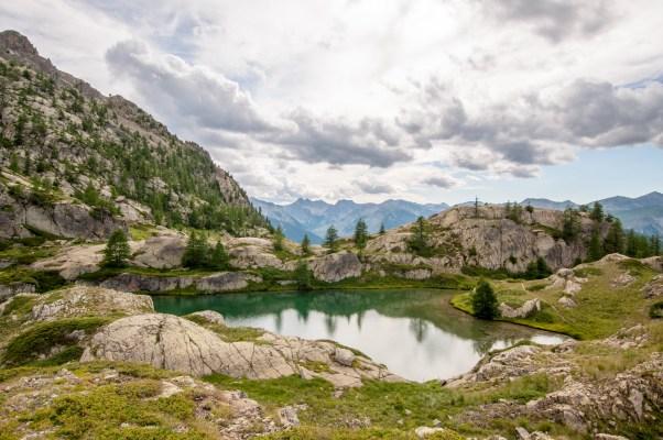 Cinquième lac