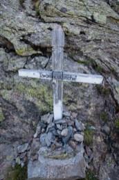 La croix au pas de la croix blanche