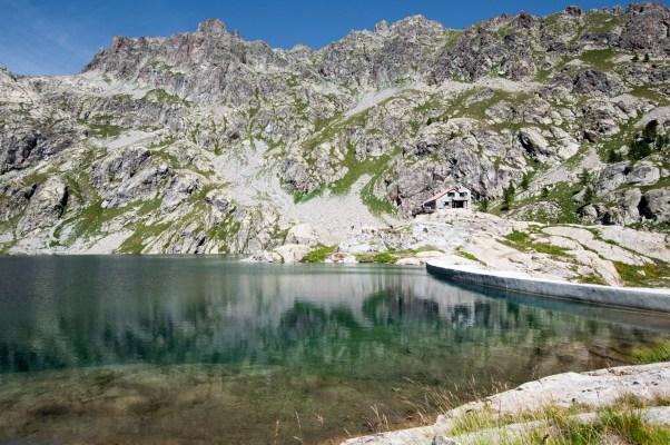 Les lacs de Valmasque