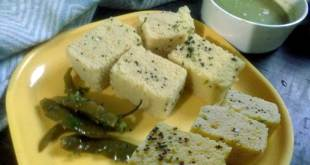 How to make Khaman Dhokla recipe