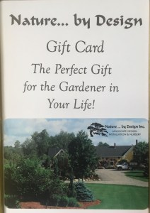 Nature by Design Gift Card