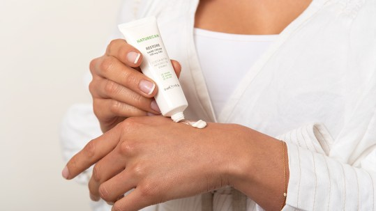CBD beauty skin care