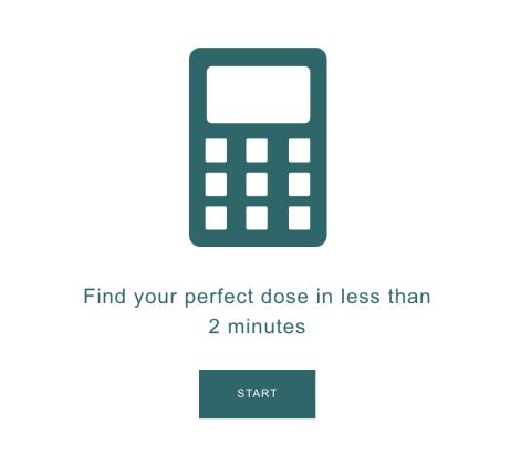 cbd calculator