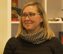 Nikki Rothwell, Ph.D. IPM Educator Coordinator of MSU's Horticulture Research Station Leelanau County
