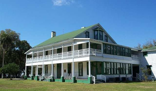 Docents and Tour Guides (Volunteer) Needed at Chinsegut Hill Manor House