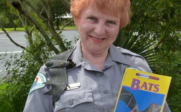 Park to Present Wildlife Jeopardy Program about Bats Oct. 12