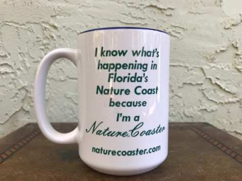 NatureCoaster coffee mug