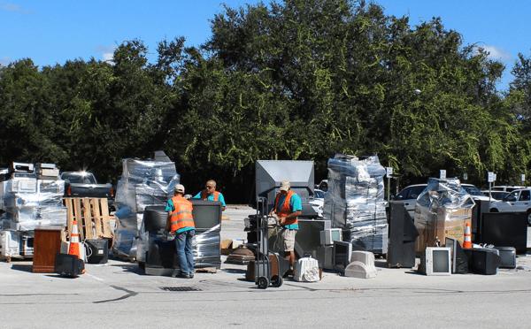 Pasco County residents dispose of 27 tons of hazardous waste