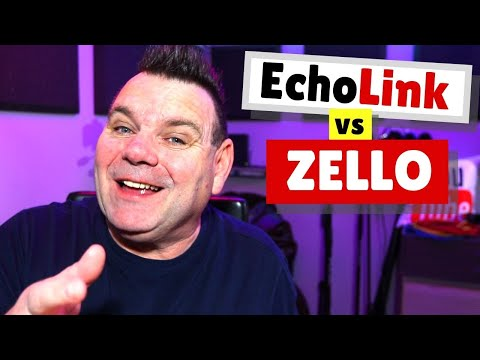Echolink vs Zello - What's the difference?