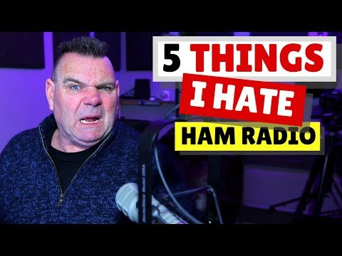 5 Things I Hate About Ham Radio