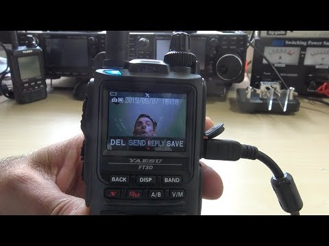 NEW! Yaesu FT3D C4FM Handheld Review/Comparison