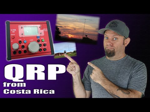 QRP From Costa Rica | 2016 DXpedition Throwback