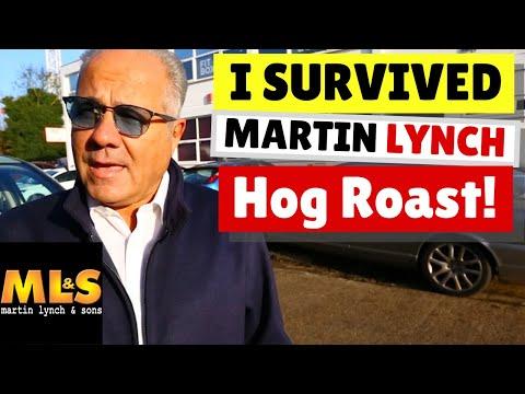 I Survived the 2019 Martin Lynch Hog Roast - Ham Radio Day