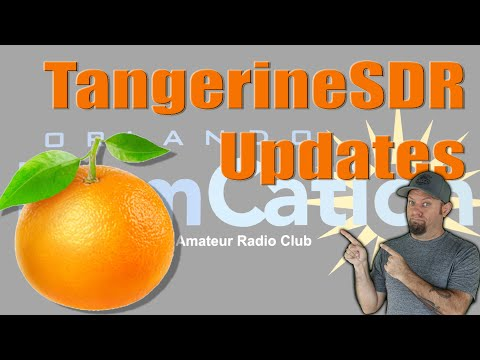 TangerineSDR Updates from the TAPR Group at Hamcation 2020