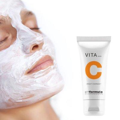 c vitamiini mask - öömask c vitamiiniga