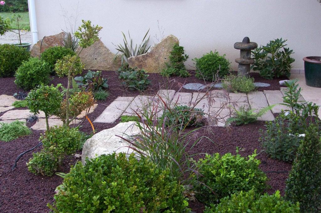 jardin zen aix en provence marseille