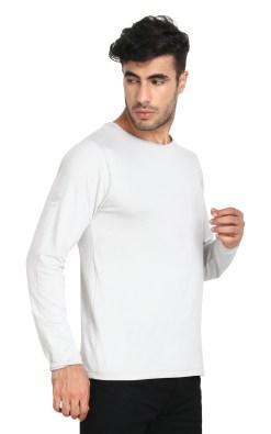 Naturefab Mens Bamboo Sun UV Protective Clothing Full sleeve T Shirt grey 6