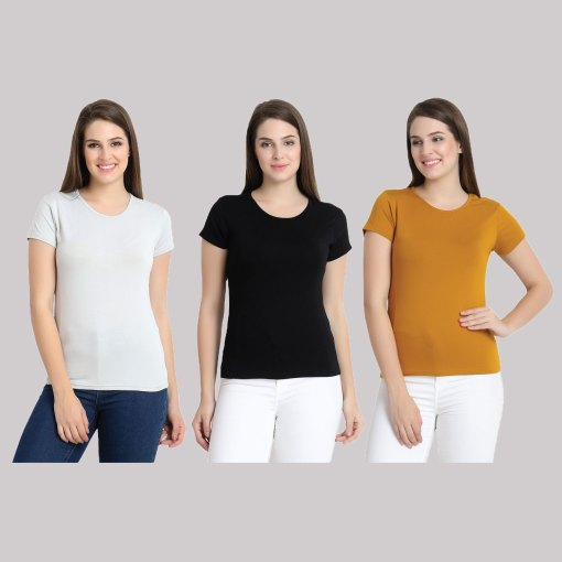 tshirt combo pack of 3 4