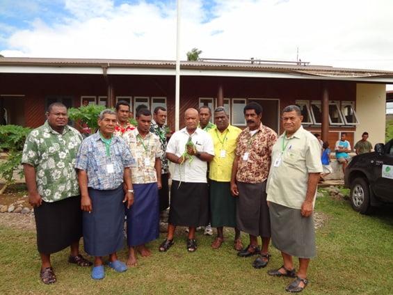 Taveuni National Park Project