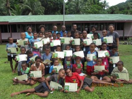 Eco Camps – a great success !