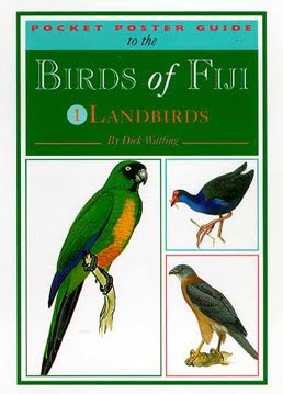 Pocket Poster Guide to the Birds of Fiji: 1 - Landbirds