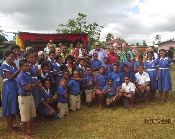 Dedicating Fiji's First Bat Sanctuary
