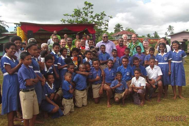 Dedicating Fiji's First Bat Sanctuary