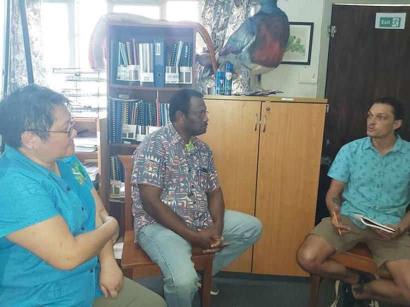 Team Kulawai updates – Week 1 (August 03rd – 07th, 2020)