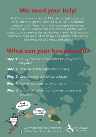 Reduce and Reuse infographic