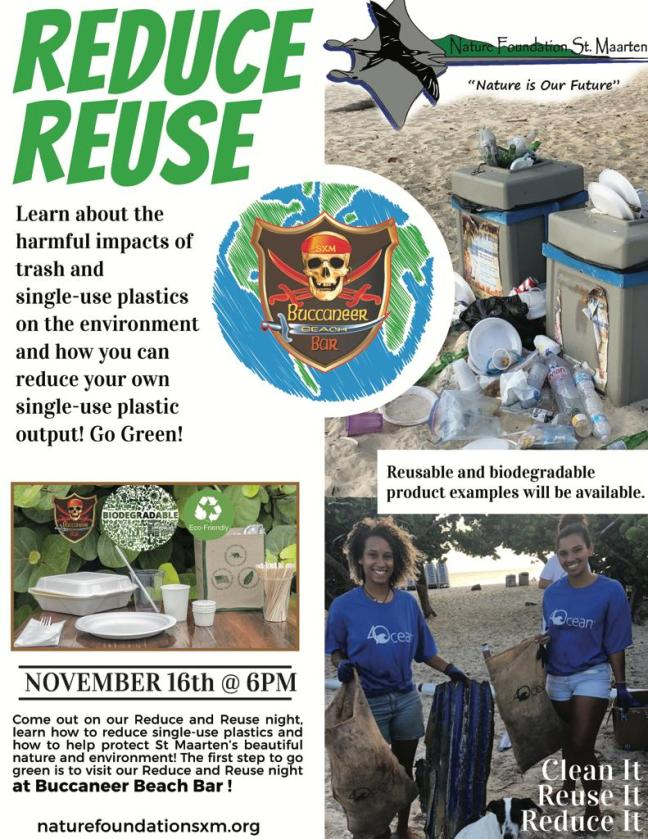reduce reuse poster