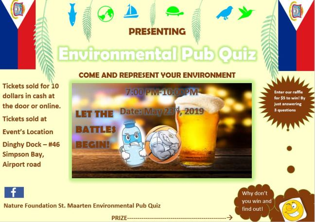 Environmental pub quiz update